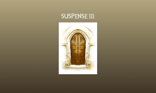suspense 111 workshop